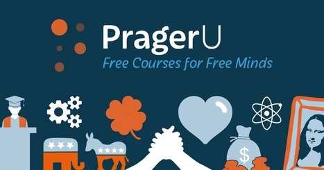PragerU | Free Courses for Free Minds | THE MEGAPHONE | Scoop.it