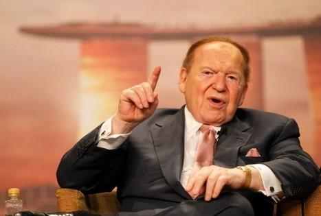 Sheldon Adelson Donates $4M to Oppose Florida Medical Marijuana   #PsychedelicMedicines   Scoop.it