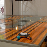 This Crazy-Ass Ping Pong Table Took 400 Hours to Build | Strange days indeed... | Scoop.it