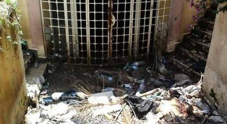 Un local abandonné pourrait servir de salle de lecture à Sidi M'hamed | Environnement Algérie | Sam Blog | N'imitez pas, innovez | Scoop.it