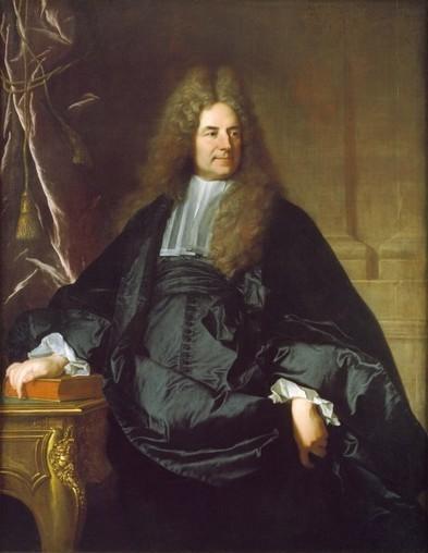 27 décembre 1743 mort de Hyacinthe Rigaud le peintre des rois | Racines de l'Art | Scoop.it