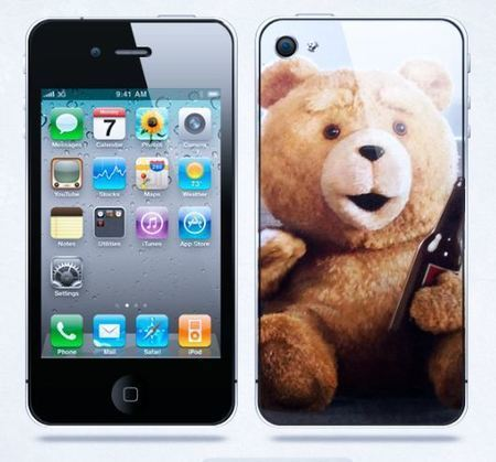 Ted iPhone case | Apple iPhone and iPad news | Scoop.it