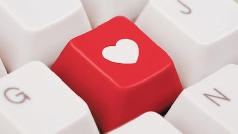 Couples 2.0 : rencontre en ligne, mariage heureux ! | Réseaux sociaux, l'actu | Scoop.it