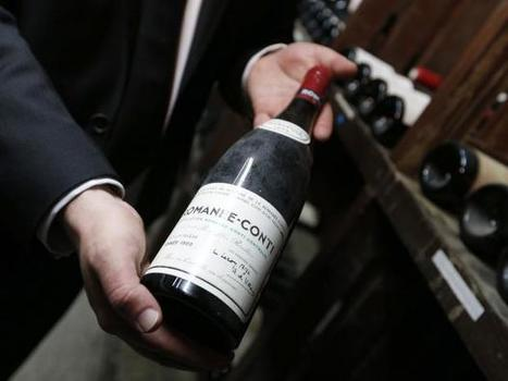 An expert says the world's most expensive #wine might be fake | Vitabella Wine Daily Gossip | Scoop.it