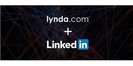 Linkedin rachète Lynda .com, leader de la formation en ligne - #Arobasenet.com | Référencement internet | Scoop.it