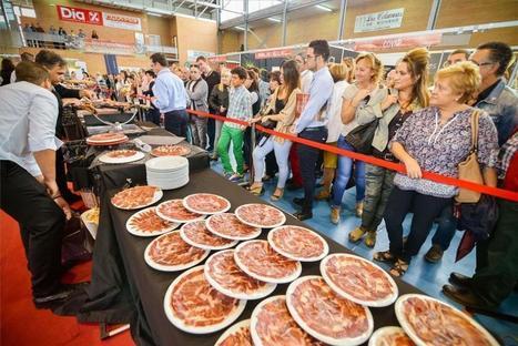 Las ventas de jamón ibérico de bellota crecen un 25% en 2015 - Tema del día - Diario Córdoba   Jamón ibérico de Bellota   Scoop.it