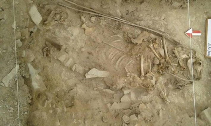 6,000 year old burial found in Lima's northern district of Los Olivos | Archaeology News Network | Kiosque du monde : Amériques | Scoop.it