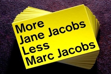 Urban Designer Series: Jane Jacobs. | Sustainable Cities Collective | Creative Place Making | Scoop.it