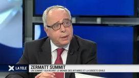 Claude Smadja va booster le Zermatt Summit | Servant leadership, ethics based business policies and governance | Scoop.it