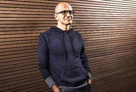 New Microsoft chief underlines Indian-bred success abroad (Update) | Sustain Our Earth | Scoop.it