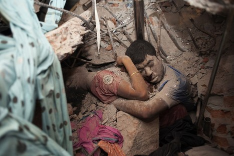 Rana Plaza Collapse: Death of A Thousand Dreams | Photojournalist: Taslima Akhter | PHOTOGRAPHERS | Scoop.it