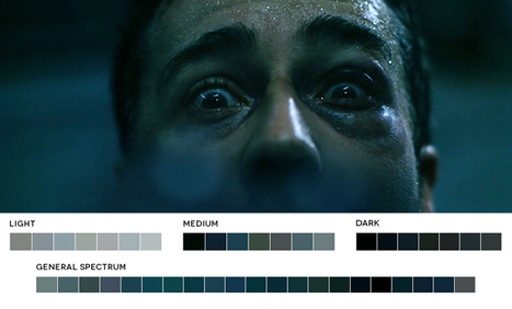 Movies In Color: Fight Club, 1999. Cinematography: Jeff Cronenweth | Cinematography | Scoop.it