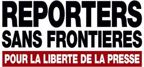Reporters sans frontières, un combat quotidien   Communiquaction   Communiquaction News   Scoop.it