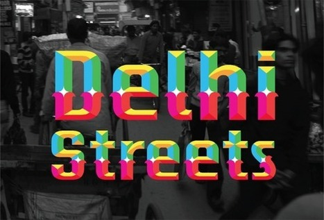 Creative Review - Saving India's street type | Creative Feeds | Scoop.it