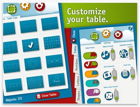 Put Learning on the Table with TableTots – iPad App Review   PadGadget   iPad:  mobile Living, Learning, Lurking, Working, Writing, Reading ...   Scoop.it