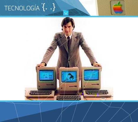 3 décadas de Macintosh   Social, Seo, Web, Diseño   Scoop.it