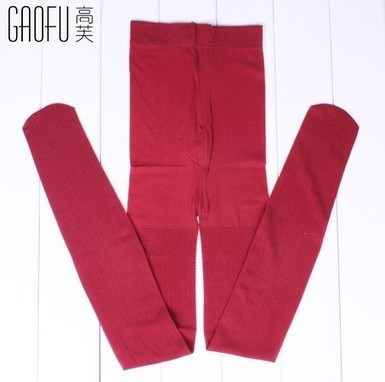 Wholesale GAOFU ladies tights candy color sexy stockings GF-8113 deep red - Lovely Fashion | Fashion wearing(tights) | Scoop.it