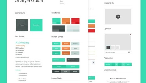 Style Guides: A Design Mock-up for the Responsive Web | MediaLoot | Tech Tools | Scoop.it