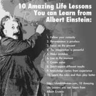 10 lecciones y 24 frases de Albert Einstein | Technology | Scoop.it