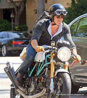 Ryan Reynolds Motorcycle on Ryan Reynolds Motorcycle Collection   Grease N Gasoline   Grease N