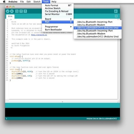 Arduino IDE 1.6 Released | Arduino, Netduino, Rasperry Pi! | Scoop.it