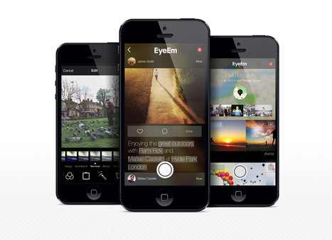 A Preview of EyeEm for iOS 7 | Appertunity's fun & creative iphone news | Scoop.it