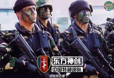 Les troupes chinoises débarquent en #Syrie | Toute l'actus | Scoop.it