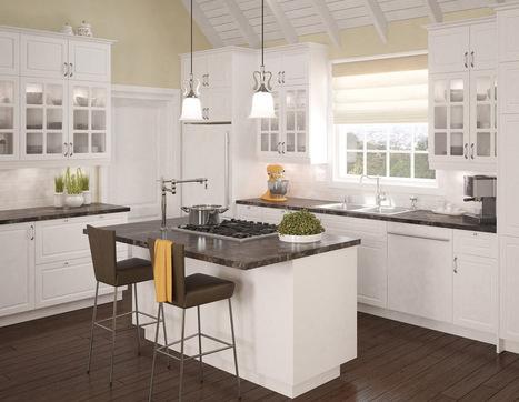 insp-cuisine-10.jpg (1000x775 pixels) | Kitchen Cabinets | Scoop.it