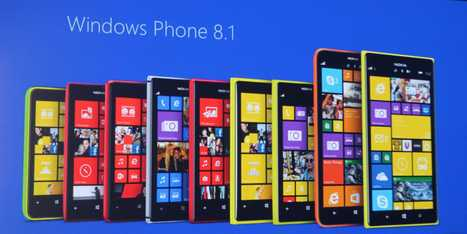 REVIEW: Windows Phone Finally Catches Up To iPhone And Android - Business Insider | iPhone App Development  Company | Scoop.it