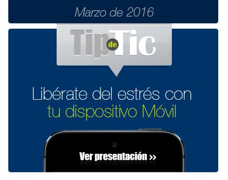 Tip de Tic - Marzo 2016 | Tip de TIC | Scoop.it
