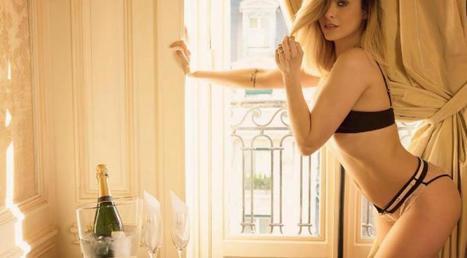 Photos : Clara Morgane ultra-sexy dévoile ses fesses sur Instagram | Radio Planète-Eléa | Scoop.it