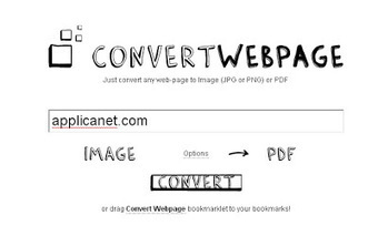10 services pour convertir une page web en Pdf | Machines Pensantes | Scoop.it