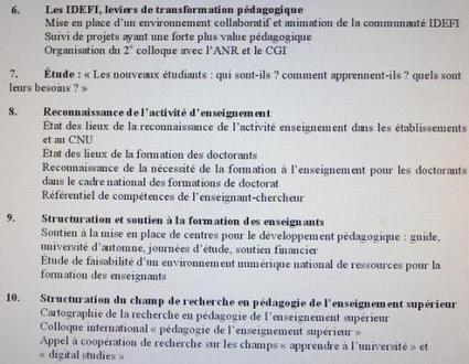 Pédagogie, le rapport scandaleux | Enseignement Supérieur et Recherche en France | Scoop.it