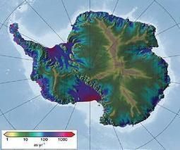 UAF model used to estimate Antarctic ice sheet melting | Astronomy News | Scoop.it