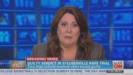 Shame on CNN: Apologize for Steubenville coverage (petition). | Herstory | Scoop.it