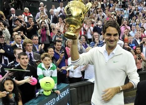 Comment Federer a retrouvé son rang | Billets de Blogs | Scoop.it