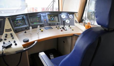 Un train à grande vitesse reliera la Chine aux Etats-Unis ?   CDI Descartes-Montaigne infos   Scoop.it