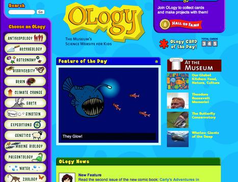 OLogy for Kids | Better teaching, more learning | Scoop.it