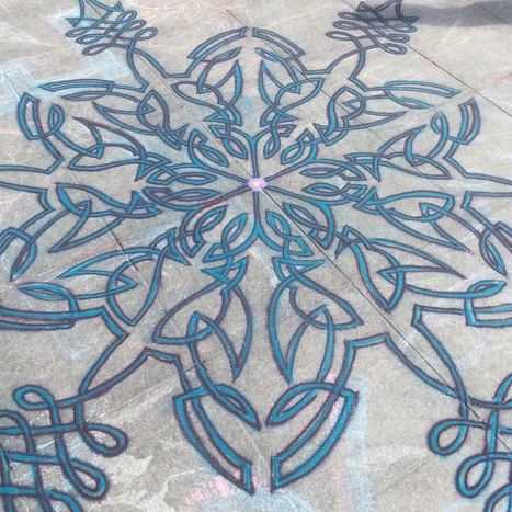 Sand Painting March 12th 2016 | Sand Paintings | Scoop.it