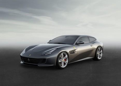 Ferrari GTC4Lusso: la nuova shooting brake del Cavallino   Motori e Buon Cibo   Scoop.it