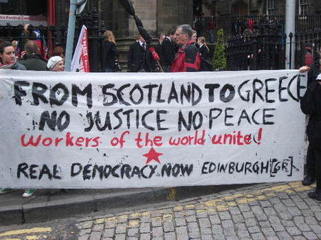 May Day march and rally in Edinburgh - UK Indymedia   Today's Edinburgh News   Scoop.it