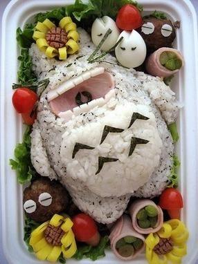 Japanese Food Art | Food Art | Scoop.it