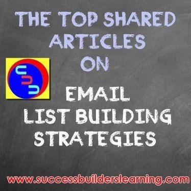 Expert Email List Building Strategies | Top Shared Articles - Make Money at Home | Internet Marketing Tips & Tactics | Scoop.it