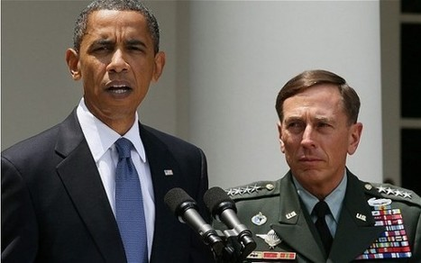 Is Petraeus Scandal an Obama Scandal? | Scandalous Government | Scoop.it
