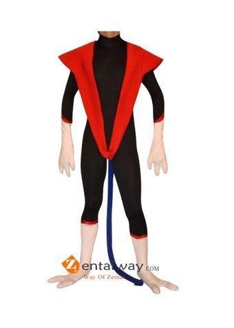 Nightcrawler Lycra Zentai Costume [c257] - $59.00 : zentaiway.com | Amazing X-men Costumes | Scoop.it