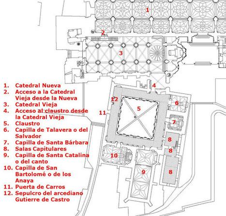 CATEDRAL DE SALAMANCA 4 | Memoria de las Piedras | Scoop.it