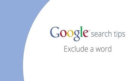 11 Tips para buscar en Google cuando eres estudiante - Nerdilandia   HERRAMIENTAS TIC´S EN EDUCACIÓN   Scoop.it