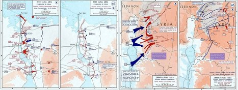 HistoCast 53 – Guerra del Yom Kipur | HistoCast | Recursos educativos para Bachillerato, Geografía e Historia | Scoop.it