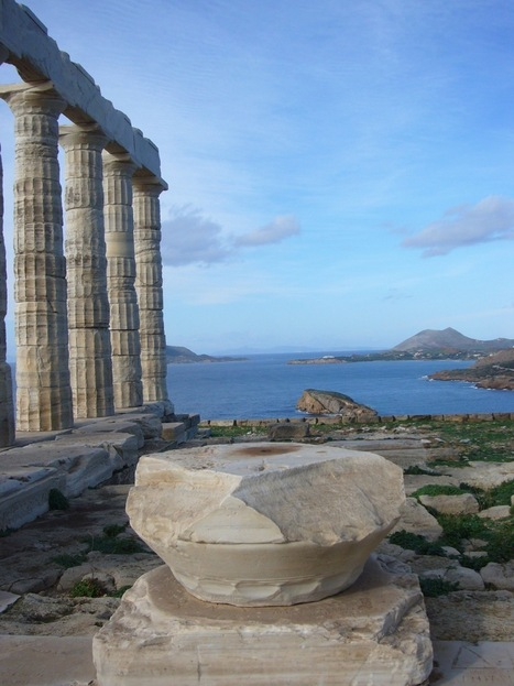 """""""Poseidon's Net: Sanctuaries and Sea Routes"""" / Events / The American School of Classical Studies at Athens 