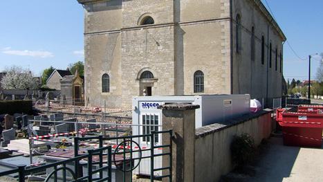 Soutenir la restauration de l'église d'Arc-sur-Tille | Histoire8 | Scoop.it